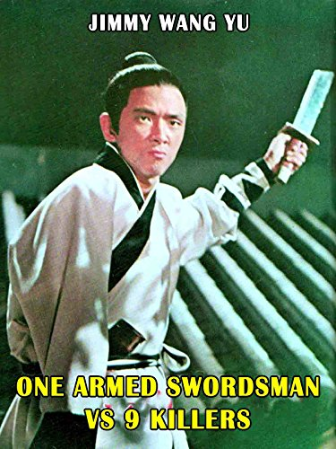 One Armed Swordsman vs. Nine Killers on Amazon Prime Instant Video UK