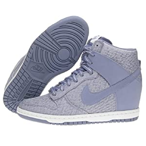 DUNK SKY HI TXT/IRON PURPLE Nike Femmes Mod. 644410-500 Mis. 36