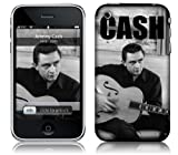 MusicSkins Johnny Cash Strum Skin pour Apple iPhone 2G/3G/3G S (Import Royaume Uni)