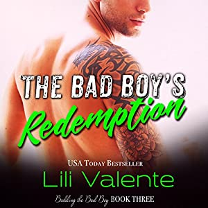The Bad Boy's Redemption Audiobook
