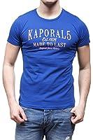 Kaporal - T-Shirt Korev bleu roi col rond homme été 2015