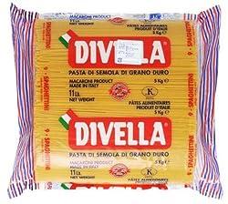 ディヴェッラ スパゲッティーニ 5kg