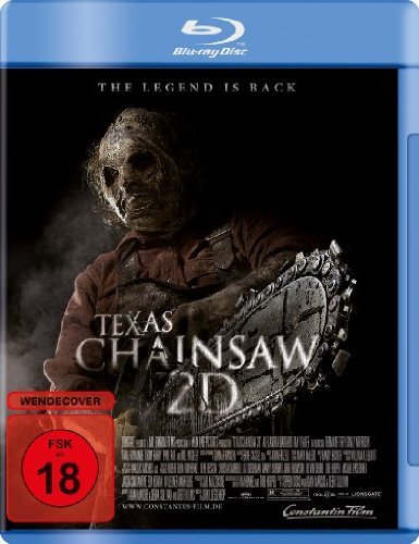 Texas Chainsaw [Blu-ray] [Import allemand]