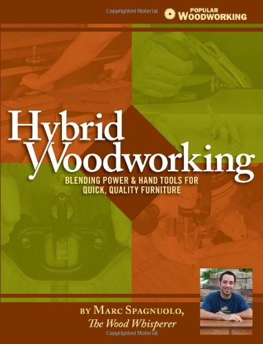 Hybrid Woodworking: Blending Power & Hand Tools for Faster, Better Furniture Making