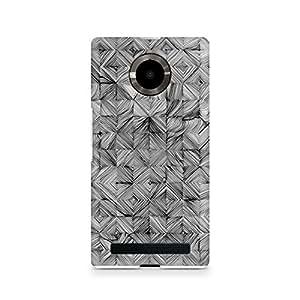 Mobicture Iron Man Minion Premium Printed Case For Lava Iris X8