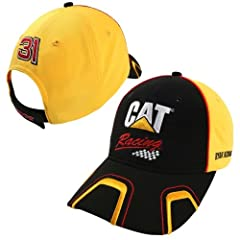 Ryan Newman Caterpillar #31 Nascar Chase Authentics Element Cap Hat by Chase Authentics