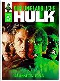Der unglaubliche Hulk - Staffel 2 [6 DVDs]