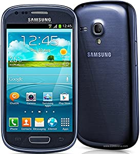 Samsung Galaxy S3 Mini GT-i8200 - Unlocked - Pebble Blue