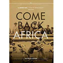 Come Back, Africa - The Films of Lionel Rogosin, Volume 2