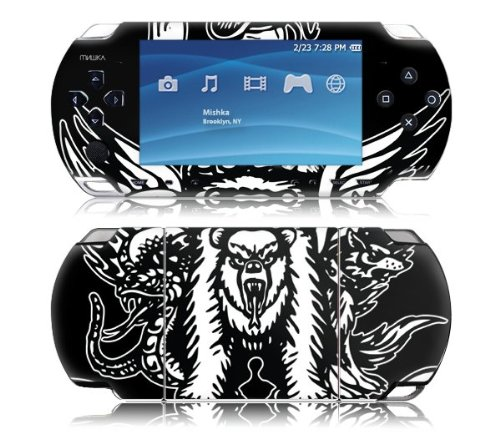 zing-revolution-ms-mish40014-sony-psp-slim-mishka-skyway-trippers-skin