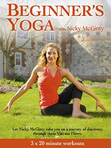 Beginner's Yoga with Nicky McGinty