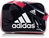 [アディダス] adidas エナメル ショルダーM2 Z7678 F92331 (カレッジネイビー/ビビッドベリー S14/ホワイト)