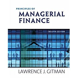 Principles of Managerial Finance Brief Gitman 7th Edition Solutions Manual