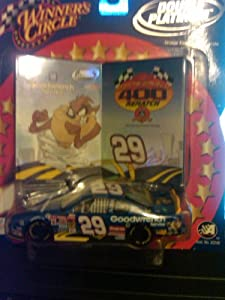 Buy Double Platinum Goodwrench Kevin Harvick #29 Monte Carlo 400 Rematch w 2 Collectors cards by Action