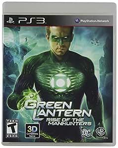 Green Lantern: Rise of the Manhunters - Playstation 3