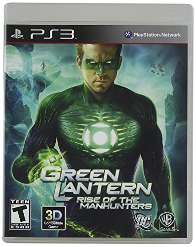 Warner Bros Green Lantern: Rise of the Manhunters