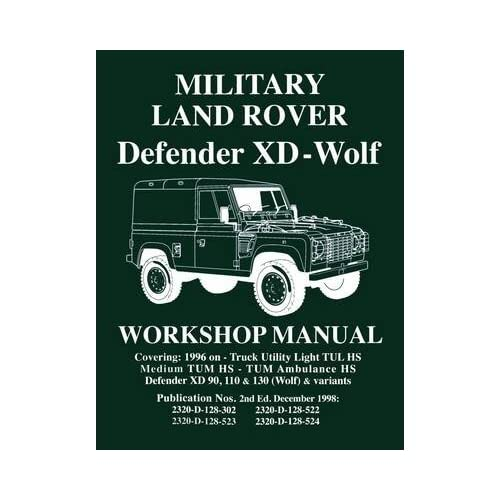 Land Rover Defender 110 Manual Pdf