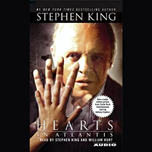 Hearts in Atlantis Audiobook