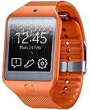"Samsung Gear 2 Neo - Smartwatch (pantalla 1.63"", 1 GHz, 512 MB RAM), naranja"