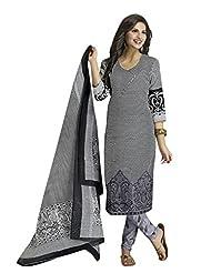 AASRI Women Cotton Unstitched Salwar Suit - B015FY05AK