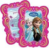 Disney Frozen Party Invitations & Envelopes