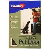 Havahart 7122 Large Aluminum Pet Door