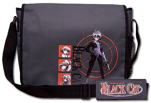 Pretend Play Toys » Black Cat Sharpshooter Messenger Bag