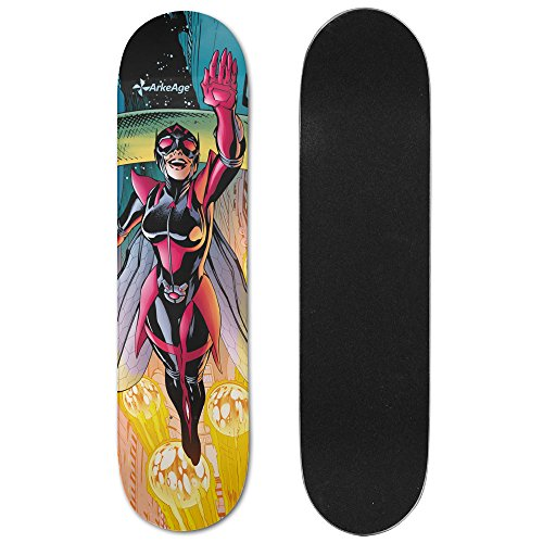 arkeage-wasp-comic-poster-park-skateboard-deck