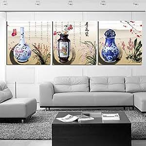 3 popolare moderno ed elegante blu e bianco vaso di - Vendere casa popolare riscattata ...