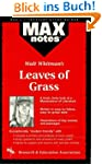 Leaves of Grass (MAXNotes Literature...