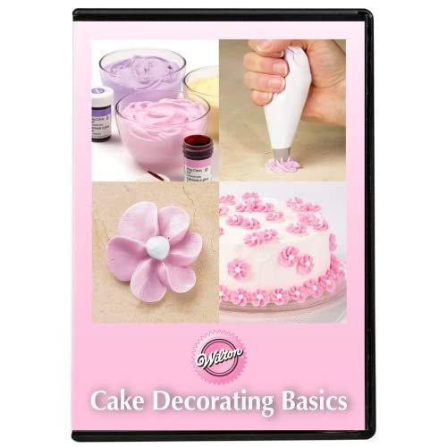 Basic Cake Decorating Kit Wilton : Amazon.com: Wilton Cake Decorating Basics, DVD: Books ...