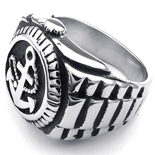 beydodo-stainless-steel-ring-punk-bands-watch-anchor-band-black-silver-width-19mm-size-x-1-2-for-men