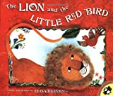 The Lion and the Little Red Bird (Picture Puffins) (0140558098) by Kleven, Elisa
