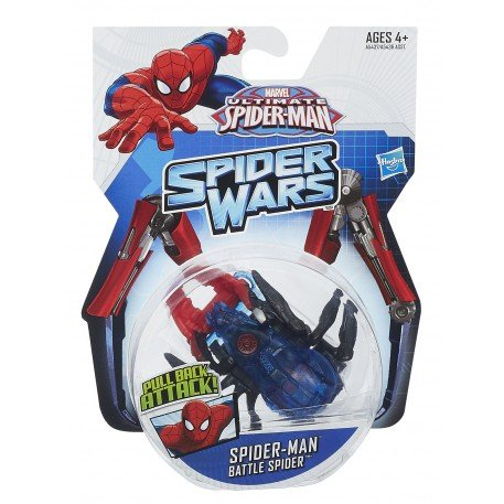 Marvel Ultimate Spider-Man Battle Spider - 1