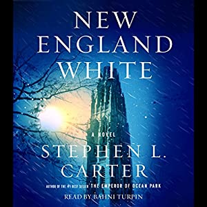 New England White Audiobook