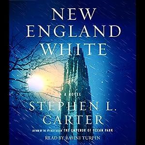 New England White Audiobook