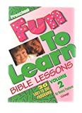 img - for Fun to Learn Bible Lessons Preschool book / textbook / text book