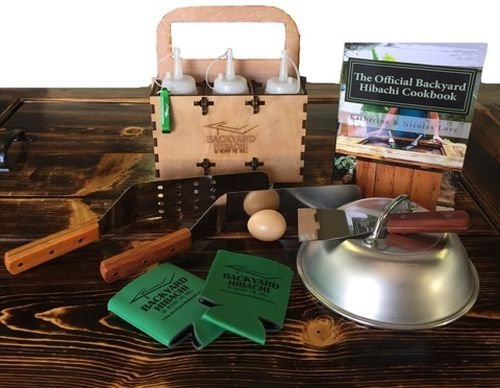 Backyard Hibachi Accessory Bundle Kit (Hibachi Grill Accessories compare prices)