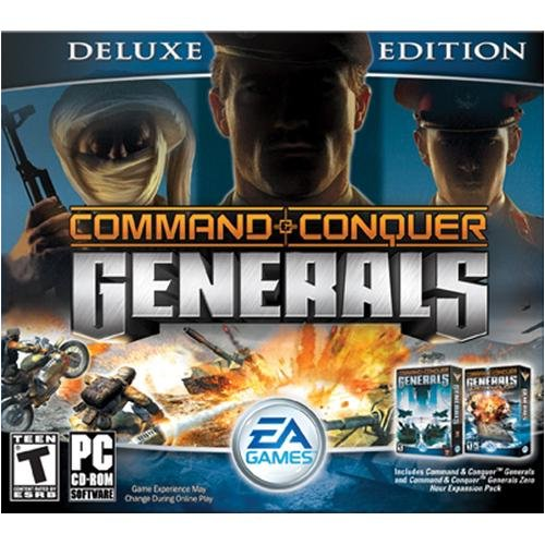 Command And Conquer Generals Deluxe Edition – Windows