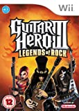 Guitar Hero III: Legends of Rock - Game Only (Wii)