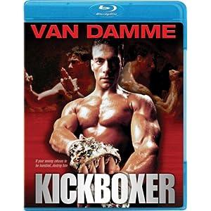 Kickboxer [Blu-ray] [Import anglais]