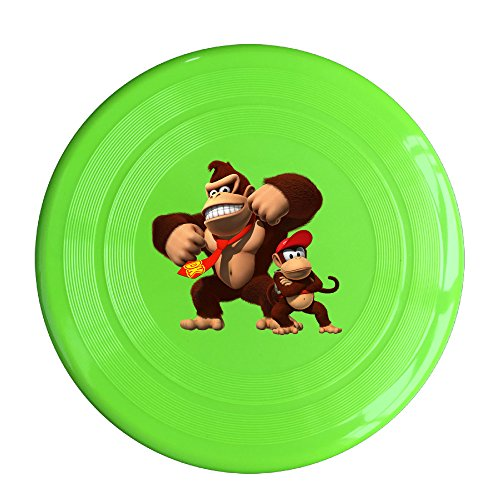 [TLK Donkey Kong And Diddy Kong 150 Gram Ultimate Sport Disc Frisbee] (Simple Donkey Kong Costume)