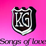 KG/Songs of love(初回限定盤)(DVD付)