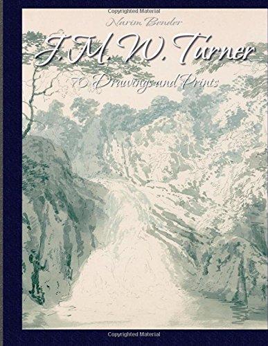 J. M. W. Turner:  70 Drawings and Prints