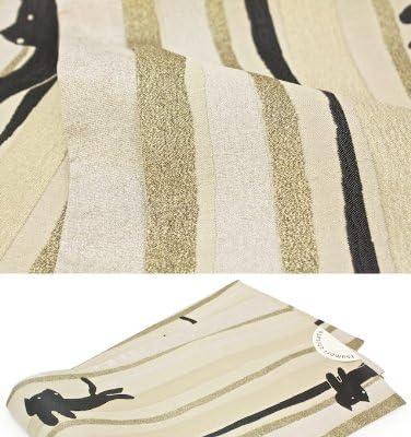 (ツモリチサト) tsumori chisato 袋帯 縞 猫