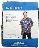 Betty Dain Betty Dain Vintage Barber Jacket, 4X, Black, 5.12 Ounce