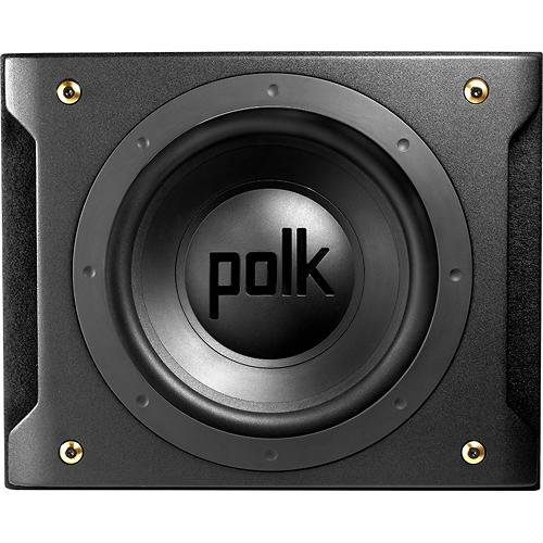"""Polk Audio - 12"""" Inch Dual-Voice-Coil Loaded Subwoofer Enclosure Dxi1201"""