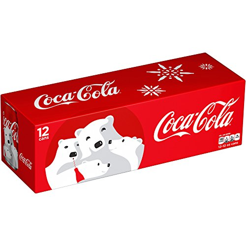 Coca-Cola, 12 PK, 12 Fl oz Cans (Canned Soda compare prices)