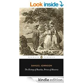 The History of Rasselas, Prince of Abissinia (Penguin Classics)