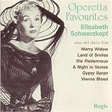 echange, troc Lehar, J. Strauss, Schwarzkopf, Kunz, Gedda - Operetta: Arias & Duets